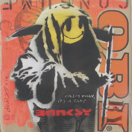 banksy,diedel,streetart