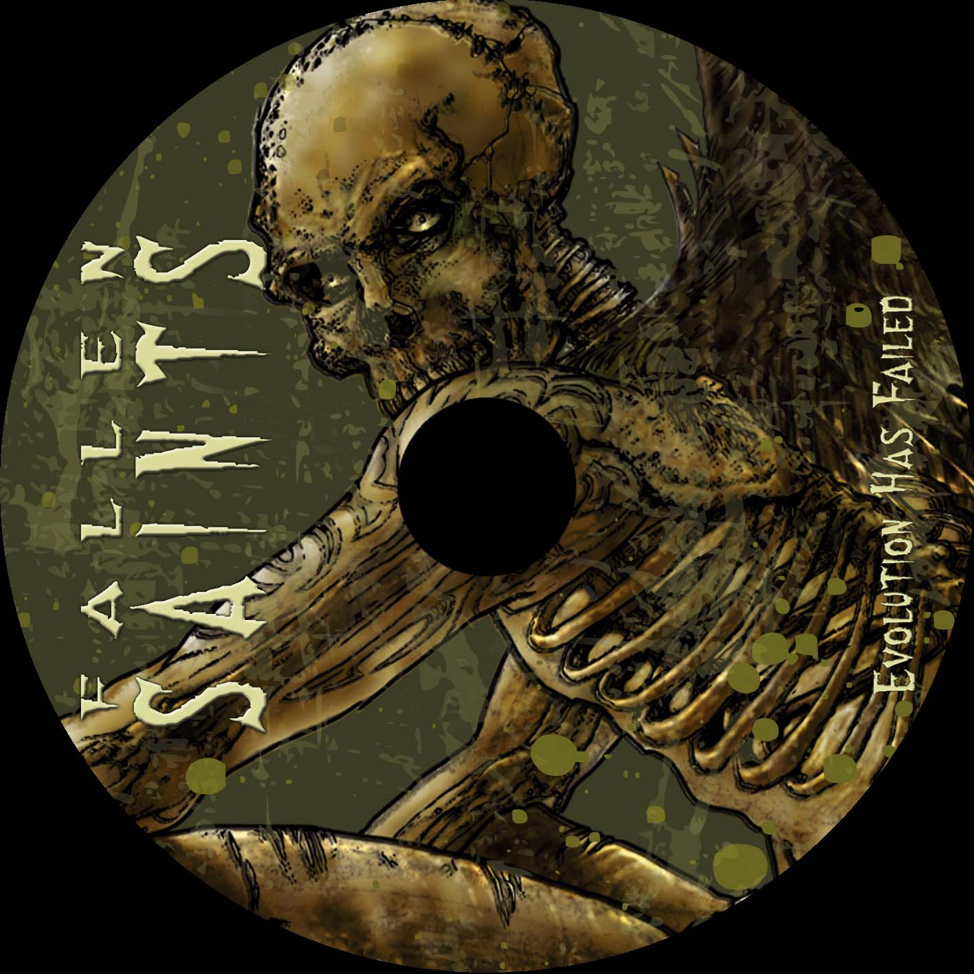 fallen saints cd
